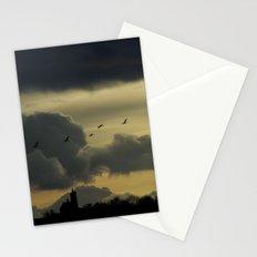 Dark idyll Stationery Cards