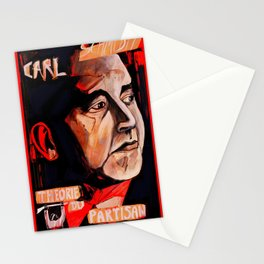 Carl Schmidtt Stationery Cards