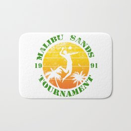 Malibu Sands team Bath Mat