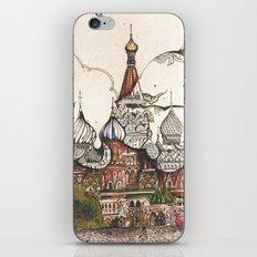 Moscow II iPhone & iPod Skin