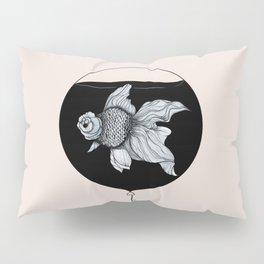 Flower Fish Pillow Sham