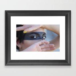 Malachìa Framed Art Print