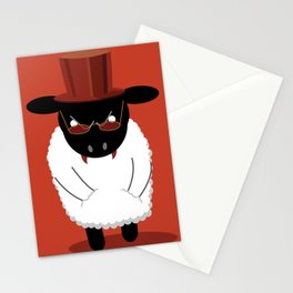 You Do Not Want to Visit This Farm Stationery Cards