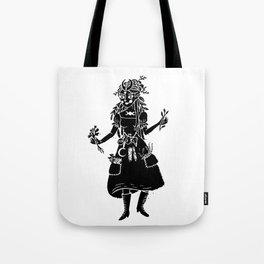 The Herb Girl Tote Bag