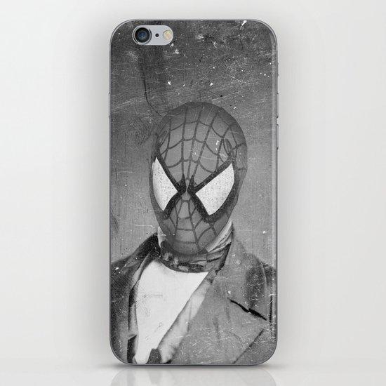Spidey Senior iPhone & iPod Skin
