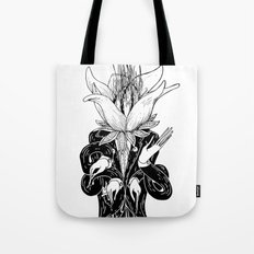 To Blosom Tote Bag