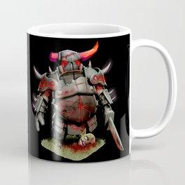 scarred pekka Coffee Mug