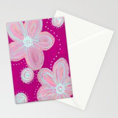 Pinked Stationery Cards