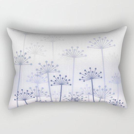 fog Rectangular Pillow