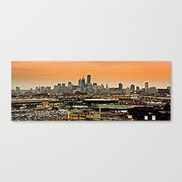 Philly Spread Canvas Print