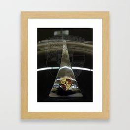 Tribute to the Legendary 356 Framed Art Print