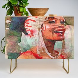 You've Been On My Mind Credenza