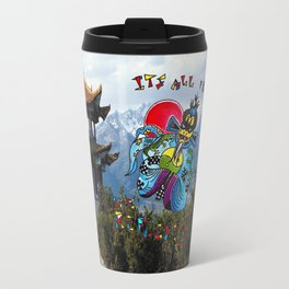 Big Trouble In Little China  Travel Mug