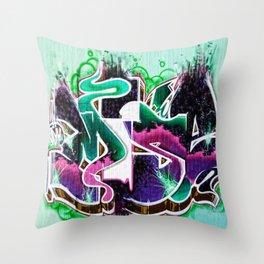 Wall-Art-026 Throw Pillow