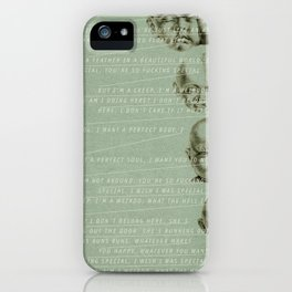 perfect body... iPhone Case