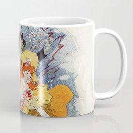 La Redoute des Etudiants Cheret 1894 Coffee Mug