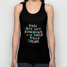 My Only Sunshine Unisex Tank Top