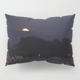 Goleta Full Moon Rise Pillow Sham