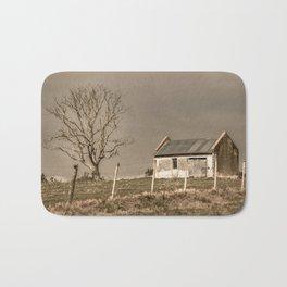Rural Landscape Scene Bath Mat