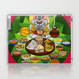 Hanuman's Meal Laptop & iPad Skin