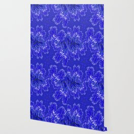 BluFan Filigree Wallpaper