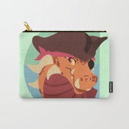 Pirate Dragon Design Carry-All Pouch