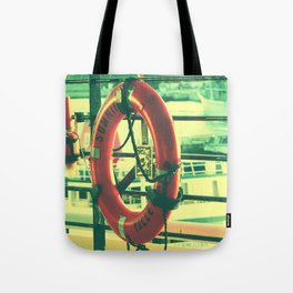 I'd rather drown (my troubles) Tote Bag