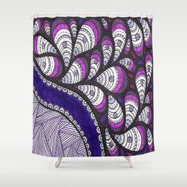 Purple-licious Shower Curtain