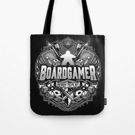 BOARD GAMER Tote Bag
