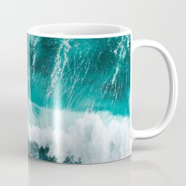 BEAUTIFUL WAVES Coffee Mug