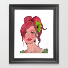 Guava Java Framed Art Print