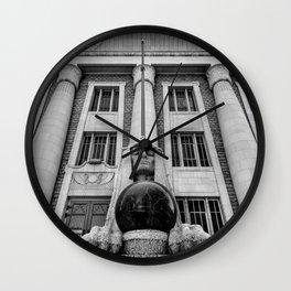 Salt Lake City Masonic Temple Sphinx Wall Clock