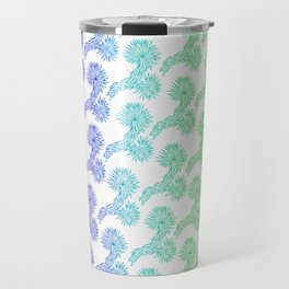 Joshua Tree Arco Iris by CREYES Travel Mug