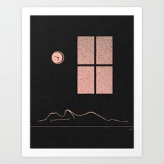 Eve/Early Morning Art Print