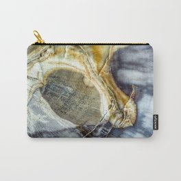 Petrified wood 2003 Carry-All Pouch