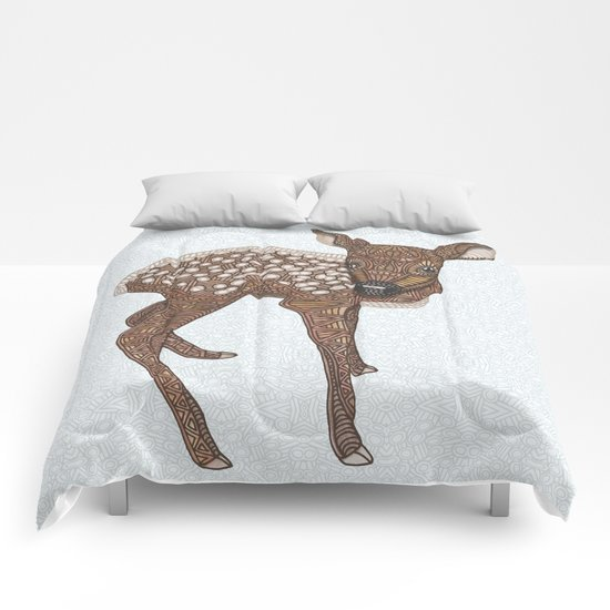Little Fawn Comforters