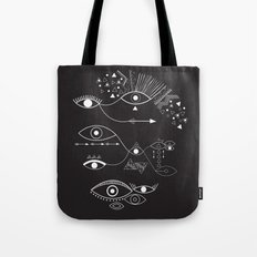 Connected II Tote Bag