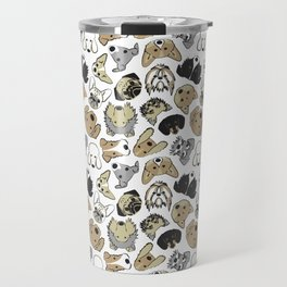 dogs Travel Mug