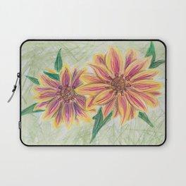 Funky Flowers Laptop Sleeve