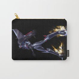 Flaming Heels Carry-All Pouch