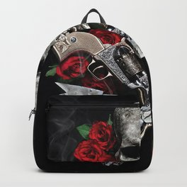 Until Your Last Breath (Tattoo) Backpack