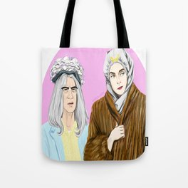 Sandy Passage  Tote Bag