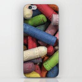 Imagination Wands iPhone Skin