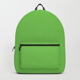 GREEN FLASH PANTONE 15-0146 Backpack