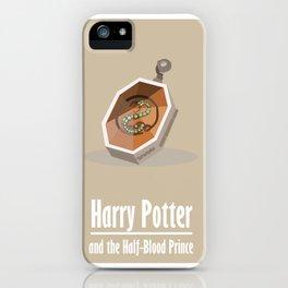 Half-Blood Prince iPhone Case