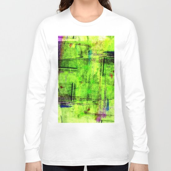 Fools Hands in the shades of the year 2017 Long Sleeve T-shirt