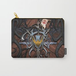 banner shield thingie Carry-All Pouch