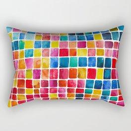Palette Rectangular Pillow