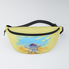 Adventure Goes Wrong Fanny Pack