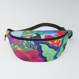 Jungle Party Animals Fanny Pack